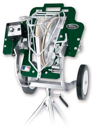 Power Hummer® Baseball Pitching Machine from ATEC ATE-WTAT3765