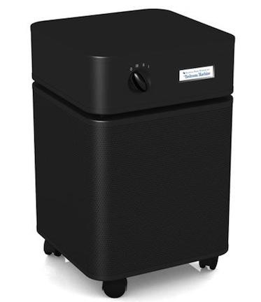 The National Sleep Foundation Bedroom Machine HealthMate 402 Air Cleaner from Austin Air AUA-B402