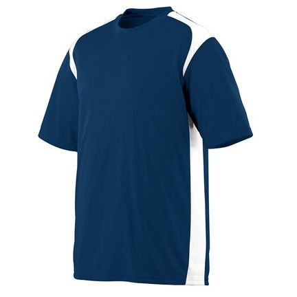 Wicking/Antimicrobial Gameday Crew Shirt - Youth from Augusta Sportswear