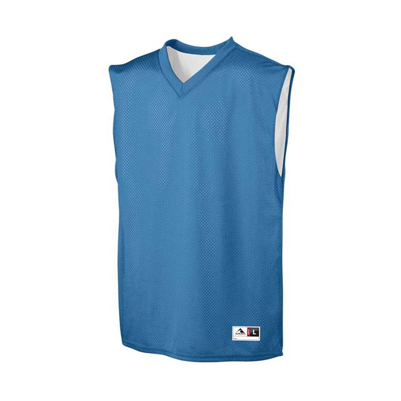 Tricot Mesh/Dazzle Reversible Basketball Jersey / Tank Top (2X-Large) from Augusta Sportswear