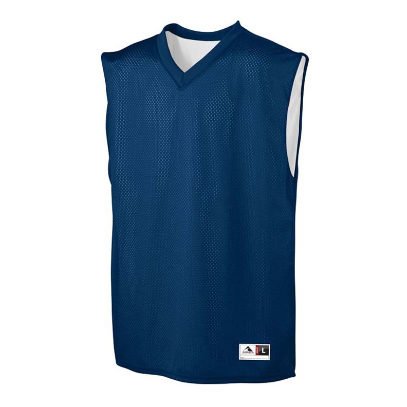 Youth Tricot Mesh/Dazzle Reversible Basketball Jersey / Tank Top from Augusta Sportswear