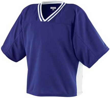 Youth Wicking Mesh Lacrosse Jersey from Augusta Sportswear