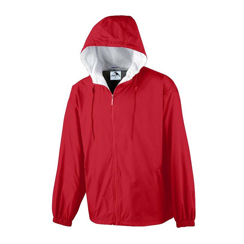 Augusta Adult Flannel Lined Hooded Taffeta Jacket at Sears.com