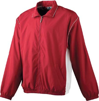 Adult Micro Poly Full-Zip Jacket (3X-Large) from Augusta Sportswear