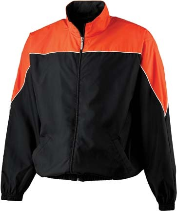 Adult Micro Poly Color Block Jacket from Augusta Sportswear AUG-3490