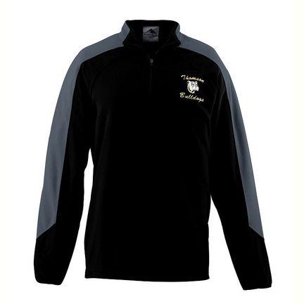 Micro Fleece Half-Zip Pullover Jacket from Augusta Sportswear