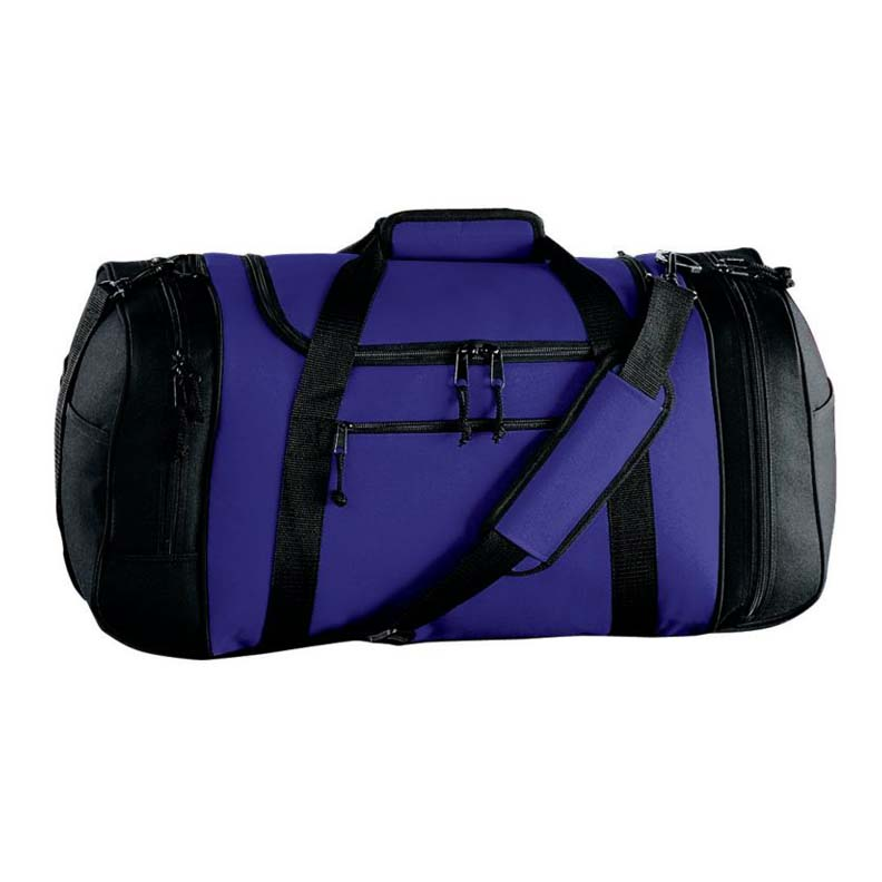 Duffel Sport Bag with Shoe Pocket