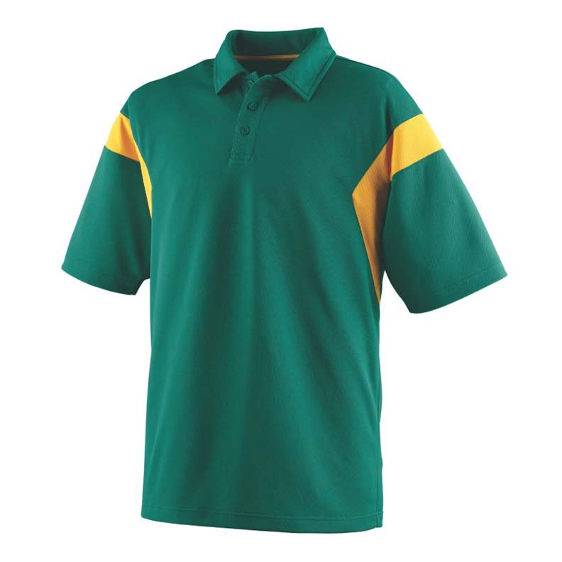 Adult Wicking Textured Sideline Sport Shirt (4X-Large) from Augusta Sportswear