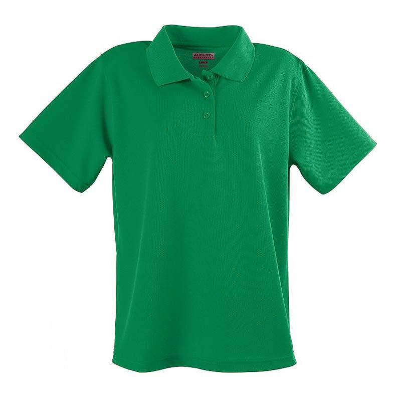 Ladies Wicking Mesh Sport Shirt (2X-Large) from Augusta Sportswear