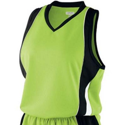 Girls Wicking Mesh Advantage Softball Jersey / Tank Top from Augusta Sportswear