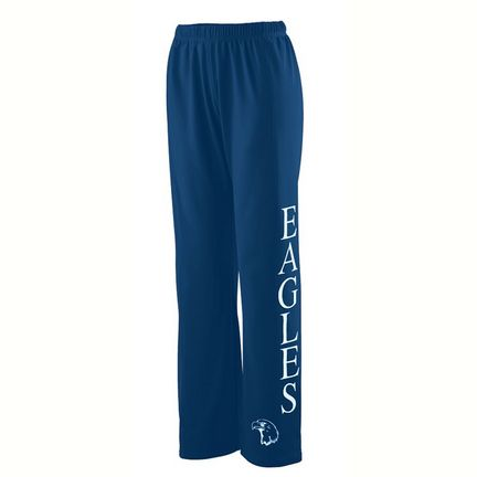 Girls Wicking Fleece Sweatpants from Augusta Sportswear AUG-5536