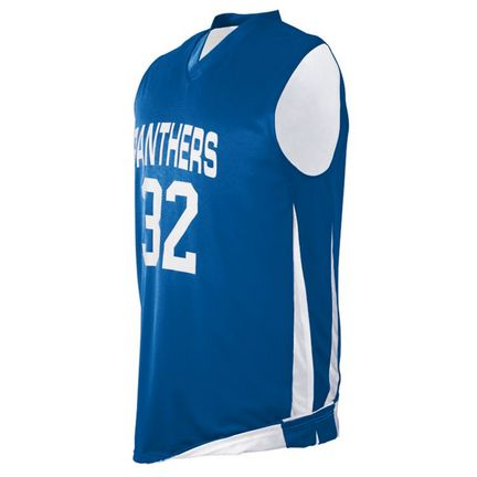 Reversible Wicking Game Basketball Jersey / Tank Top - Youth from Augusta