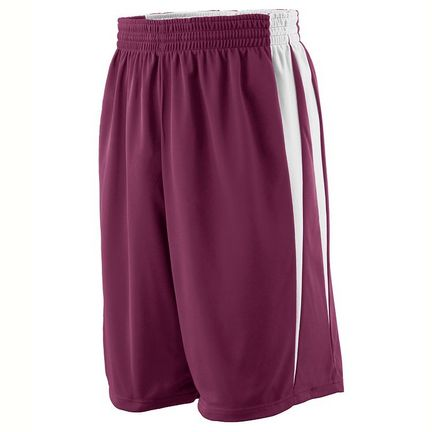 Reversible Wicking Game Basketball Shorts from Augusta Sportswear