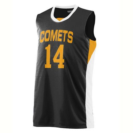 Wicking Duo Knit Game Basketball Jersey / Tank Top - Youth from Augusta