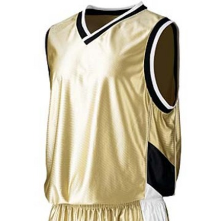 Tri-Color Dazzle Game Basketball Jersey / Tank Top (2X-Large) from Augusta Sportswear