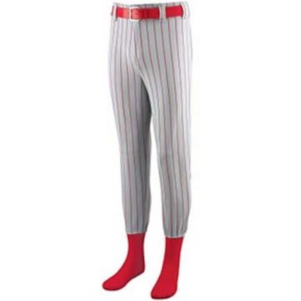 Youth Striped Softball/Baseball Pants from Augusta Sportswear
