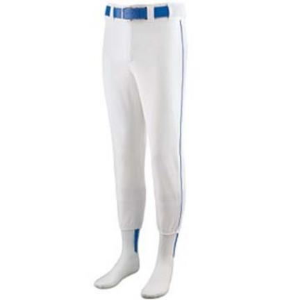 Youth Baseball/Softball Pants with Piping from Augusta Sportswear