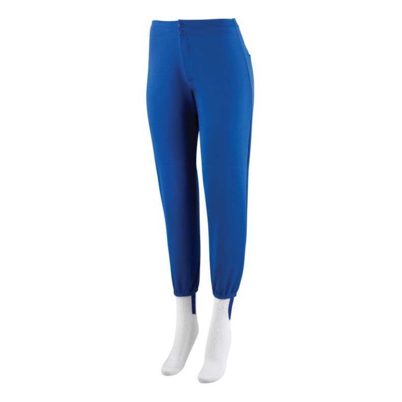 Girls Low Rise Softball Pants from Augusta Sportswear
