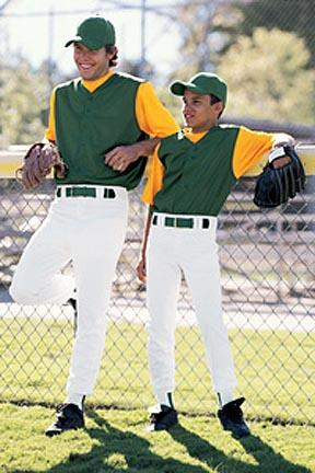 Adult Pro-Weight Baseball Pants (3X-Large) from Augusta Sportswear