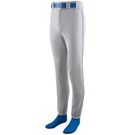 Fourteen-Ounce Baseball Pants with Piping from Augusta Sportswear