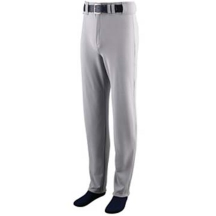 Youth Open Bottom Baseball/Softball Pants from Augusta Sportswear