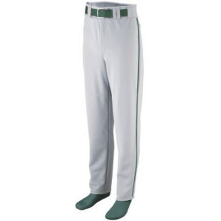 Adult Open Bottom Baseball / Softball Pants with Piping (3X-Large) from Augusta Sportswear