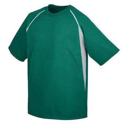 Wicking Mesh Baseball Jersey - Youth from Augusta Sportswear