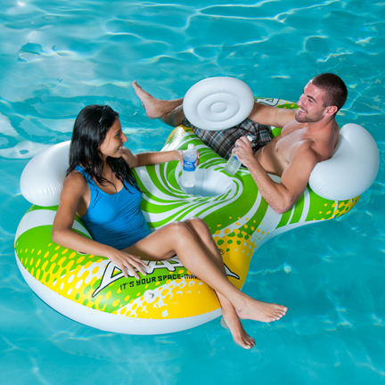 "Sun Odyssey"""" Inflatable Pool Float"" AVI-1020200"