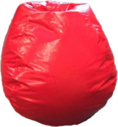 Red Primary Bean Bag Chair