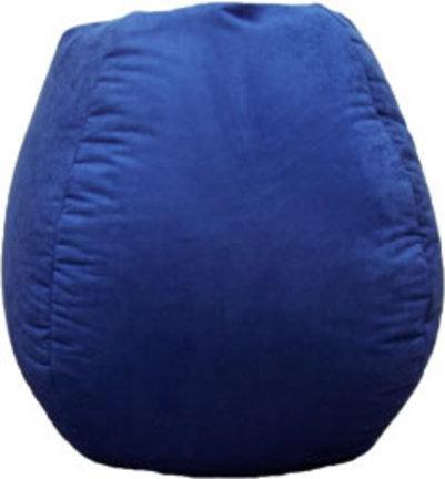 Sea Faux Suede Bean Bag Chair