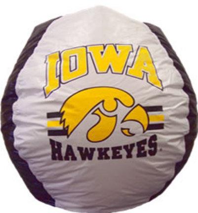 Iowa Hawkeyes Collegiate Bean Bag Chair