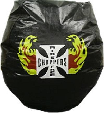 Choppers Vinyl Bean Bag Chair