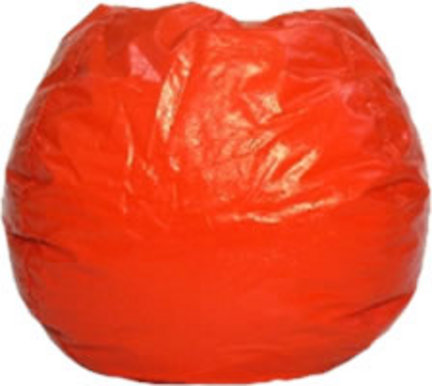 Red Child Size Bean Bag Chair