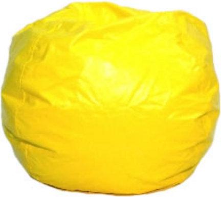 Yellow Child Size Bean Bag Chair
