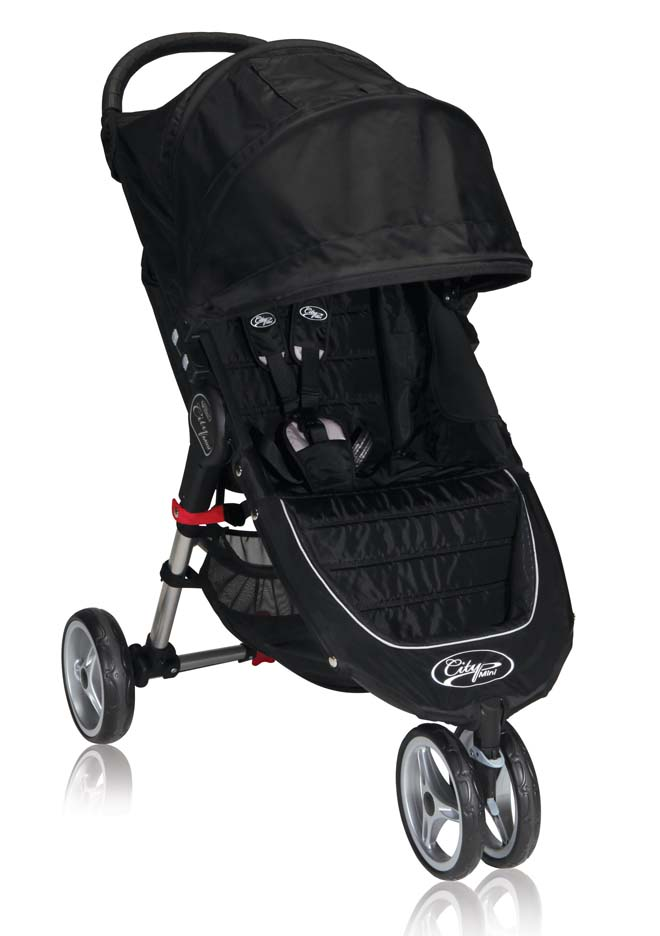 Click here for City Mini™ Single Stroller (Black / Gray) fr... prices
