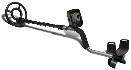 Alpha 2000 Metal Detector by Teknetics