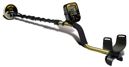 Gold Bug Metal Detector by Bounty Hunter