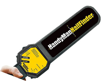 Handy Man Nail Finder by Bounty Hunter