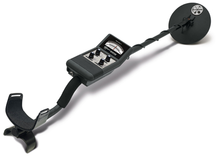 Tracker II Metal Detector by Bounty Hunter