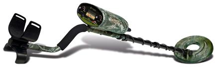 Commando Metal Detector by Bounty Hunter
