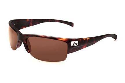 Zander Sport Collection Sunglasses (Dark Tortoise Frame and Polarized A-14 Lenses) from Bolle