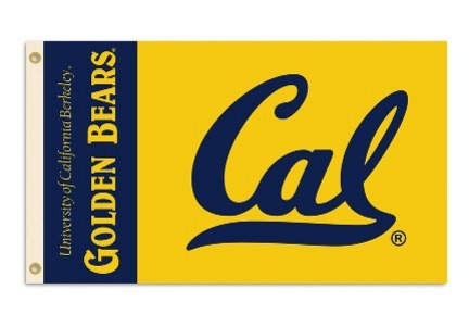 California (UC Berkeley) Golden Bears Premium 3' x 5' Flag BSI-95156