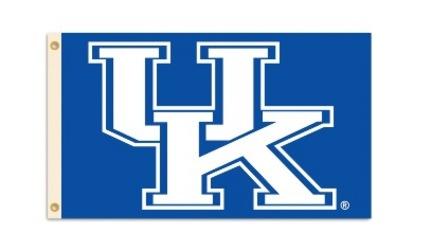 Kentucky Wildcats Logo Premium 3' x 5' Flag