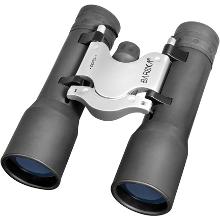 Trend 12x32 Compact Binocular with Blue Lens