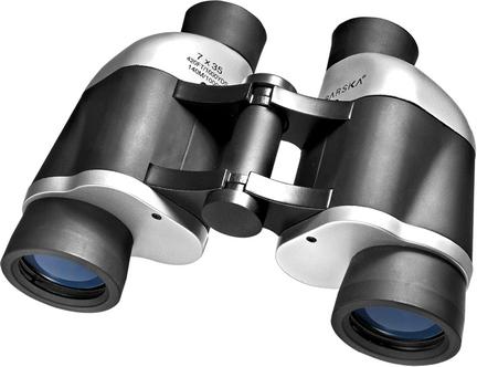 Focus Free 7x35 Binocular with Blue Lens