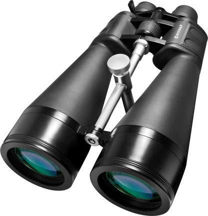 Gladiator 25-125x80 Zoom Binocular with Braced-In Tripod Adapter