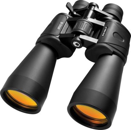 Gladiator 10-30x60 Zoom Binocular with Ruby Lens