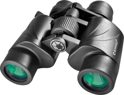 Escape 7-20x35 Zoom Binoculars with Green Lens