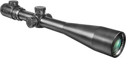SWAT Tactical 6-24x44 Riflescope with Illuminated Reticle