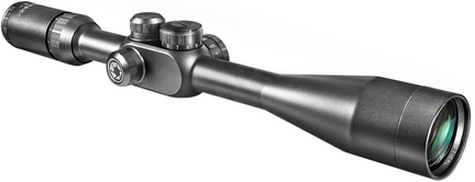 Tactical 6.5-20x40 Side Parallax Riflescope with Illuminated Reticle